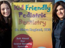kid friendly dental , Dr. Shiva Roghani 5